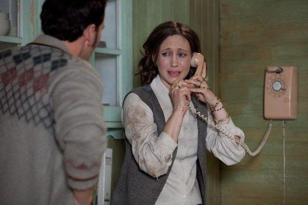 """The Conjuring"" was the No. 1 film at the box office, beating ""R.I.P.D.,"" ""Turbo"" and ""Red 2"""