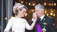 Belgium's new king: Philippe takes the throne