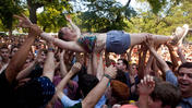 Video: A 'breezy set of music': Saturday at Pitchfork