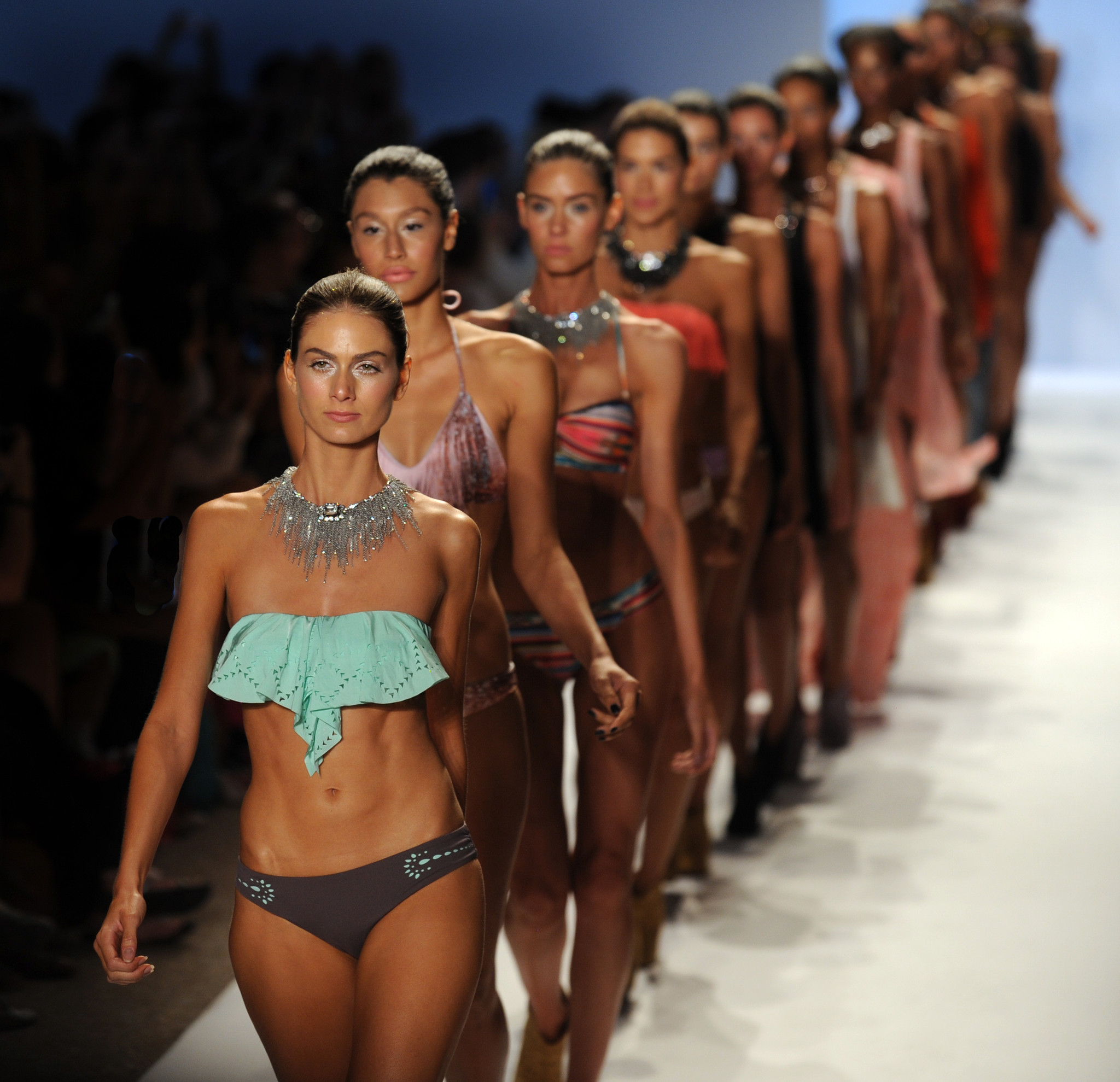 Miami Swim Week: The catwalk - L