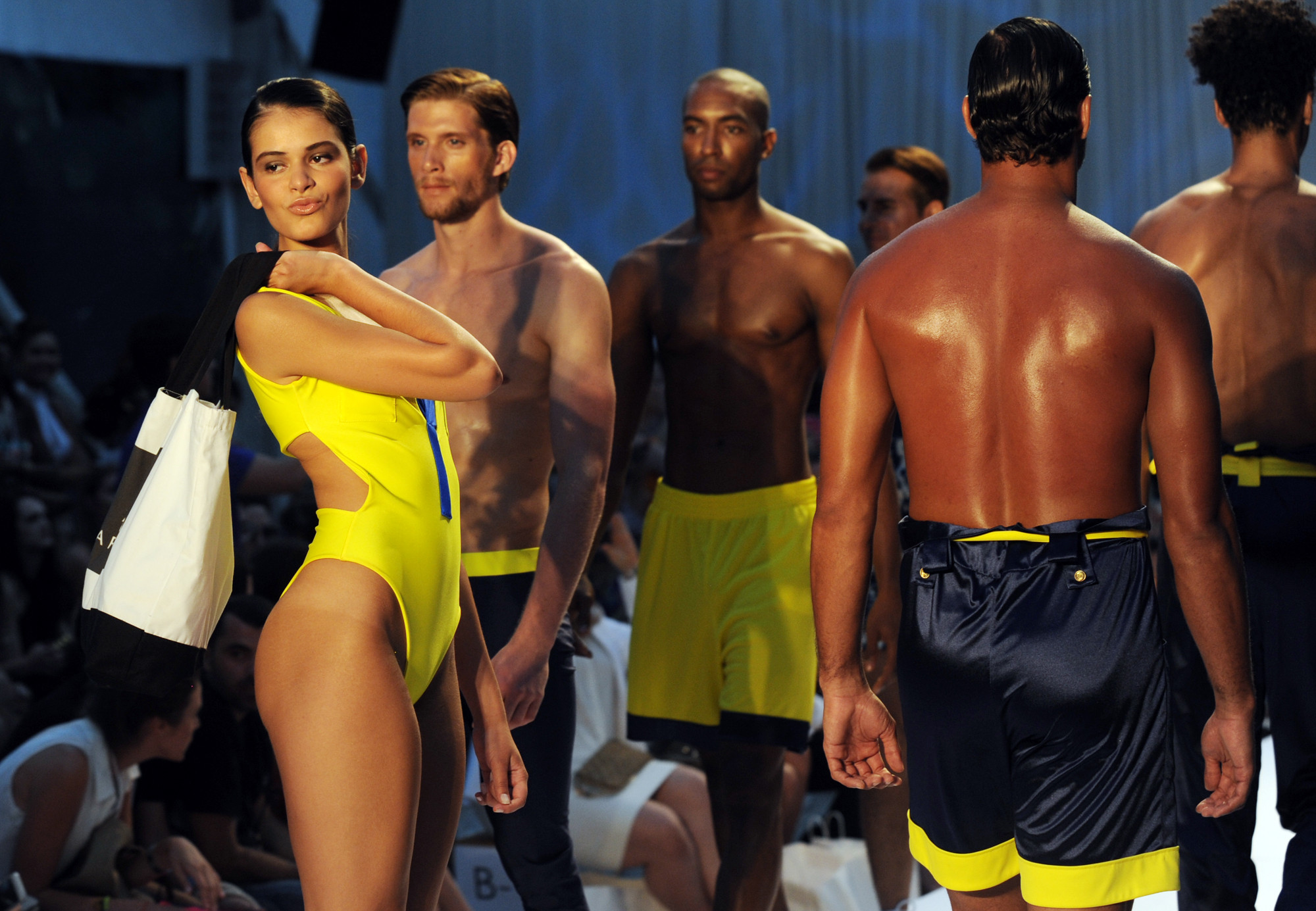 Miami Swim Week: The catwalk - Araujo