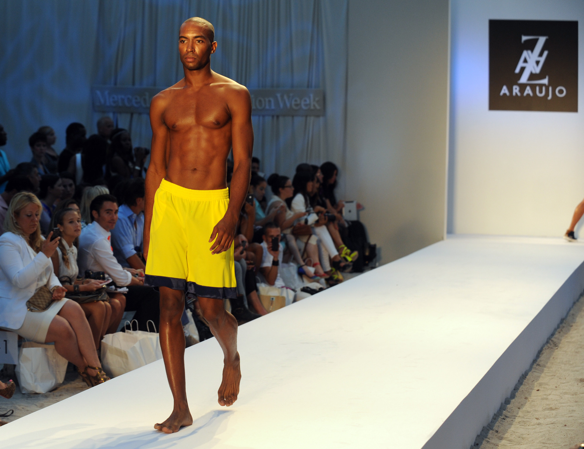 A look back at Miami Swim Week 2013 - Araujo