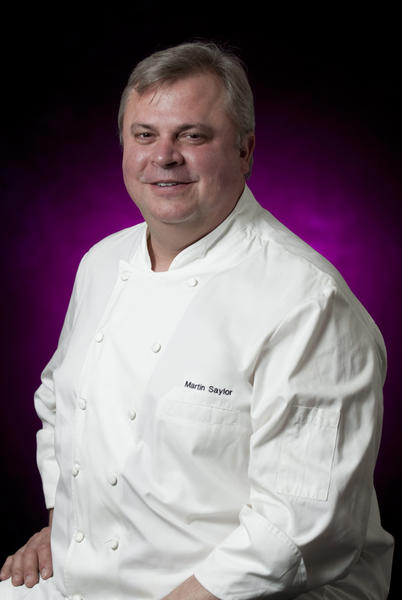 Chef Martin Saylor of Coastal Sunbelt Produce Company in Savage