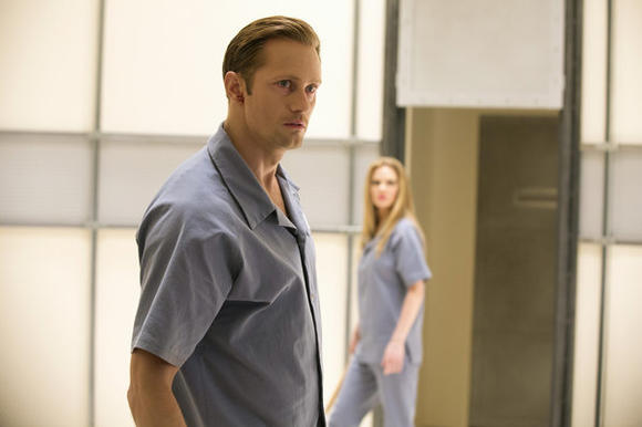 "Alexander Skarsgard stars in ""True Blood."""