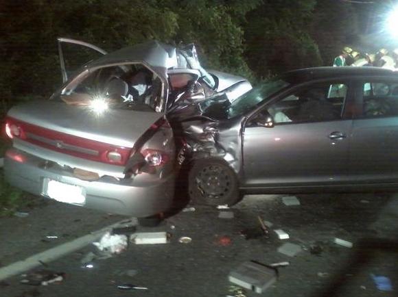 aberdeen man killed  four injured in abingdon crash on