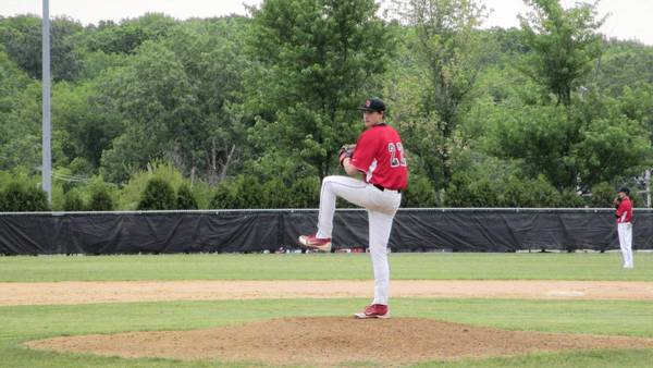 Senior Lincoln-Way Central pitcher Brad Bass has committed to Notre Dame.
