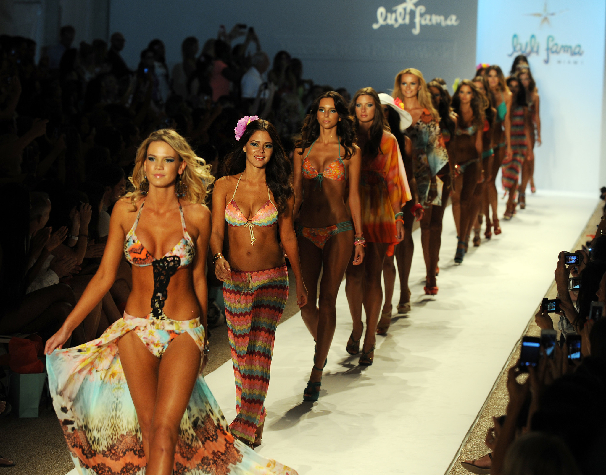 Miami Swim Week: The catwalk - Luli Fama