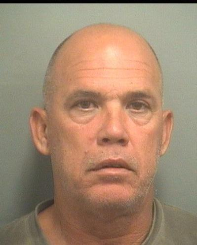 Orlando Mora, 54, is accused of burglarizing a Delray Beach business on July 21, 2013.