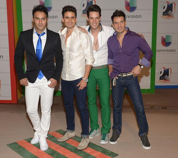 "Univision's ""Premios Juventud 2013"" youth awards show"