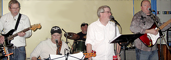 Dixie Moon plays a variety of musical genre on Friday, July 26, in Town Square in downtown Martinsburg, W.Va. Part of the Fridays@Five summer concert series.