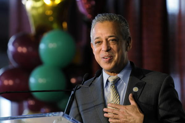 Hartford Mayor Pedro Segarra. File photo.