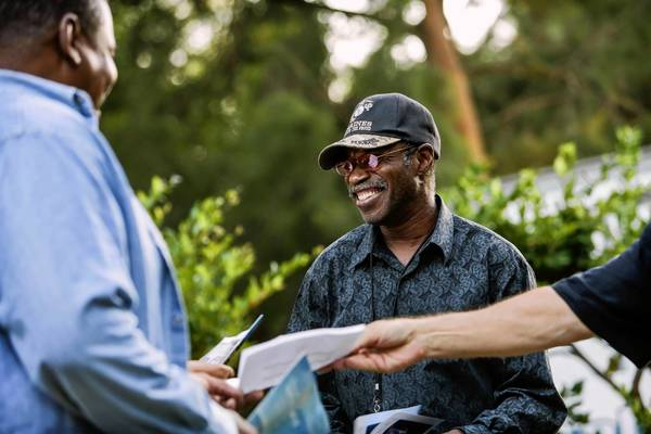 Employment outreach program of the Shakespeare Center of Los Angeles aims to help veterans readjust to civilian life