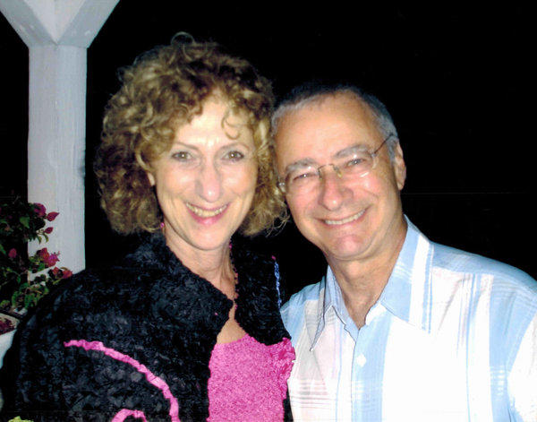 Zorine and Burt Lindner died when a freight train derailed and caused a bridge to collapse on top of their car.