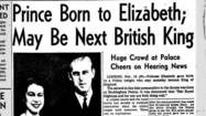 Royal baby: Heirs get big front page play. Spares? Not so much.