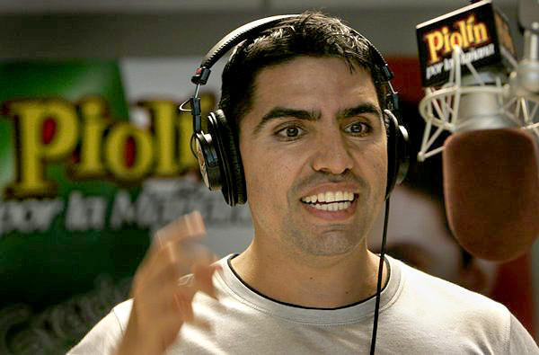 "Eddie ""Pioln"" Sotelo's show airs on dozens of radio stations in more than 20 U.S. states."