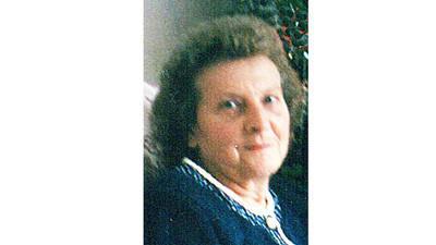 Gloria Jean (Ostrum) MacKersie