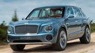Bentley confirms plans to build world's most powerful SUV
