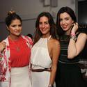L to R: Thaissa Naves, Gala Gonzalez , Camila Coutinho