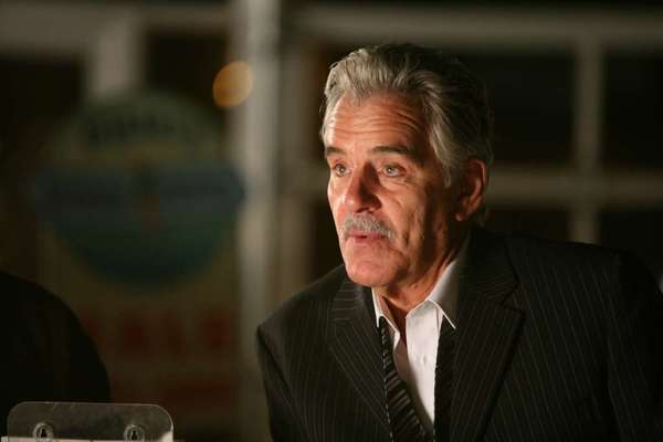 "Dennis Farina in ""You Kill Me"""