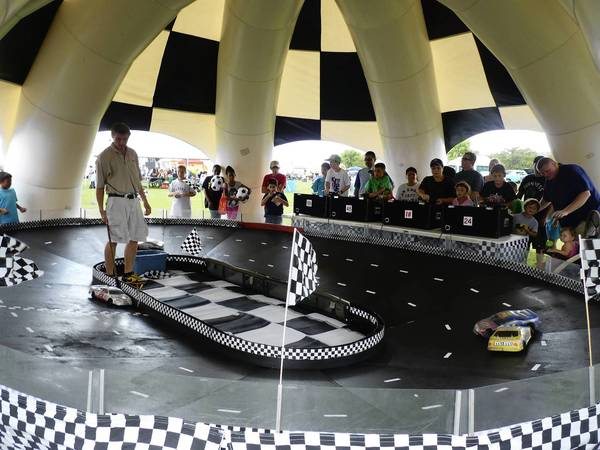 The Summer's Last Blast event on Aug. 24 in Bolingbrook will feature a variety of free and fun activities, such as mini stock car racing.
