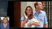 Hollywood chimes in on royal birth