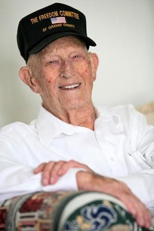 World War II veteran David Lester, 94, was awarded the National Order of the Legion of Honor, France's highest civilian recognition, for his World War II service in France. He served as a combat engineer for the U.S. Army.