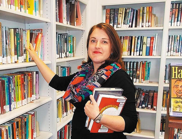 "Rachael Nelson, the new branch manager of the Williamsport Memorial Library, said this is her ""dream job"" because she has the opportunity to work with all ages and segments of the community, and the community loves this memorial library."