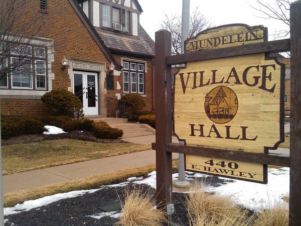 Expansion plans for Hawley Street moved forward this week after Mundelein officials agreed to buy or rent land from seven homeowners along the road.