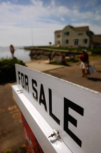 Home values may have finally hit bottom in Connecticut.