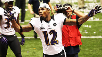 Harbaugh expects Jacoby Jones to pass conditioning test soon