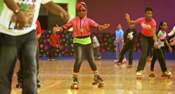 "The Markham Roller Rink is ""a revenue generator. … I think it was a great investment and benefits our needs,"" said Mayor David Webb Jr."