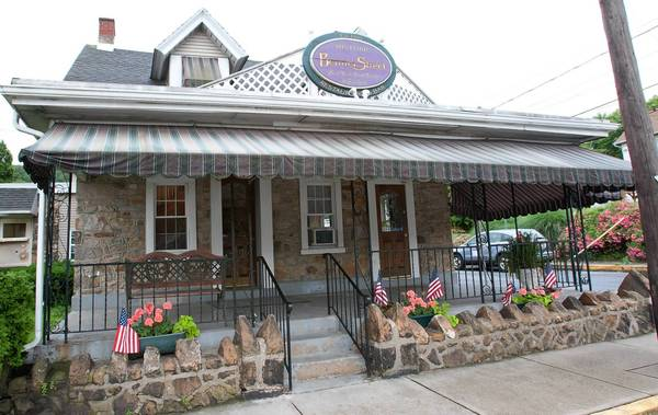 The Benner Street Restaurant at 1028 Broadway in Bethlehem on June 14, 2013.