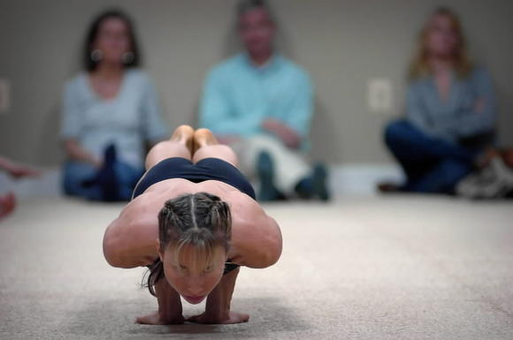 Hot yoga is as a safe as yoga in regular temperatures, according to a new study