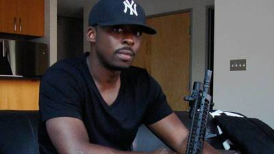 NRA's black commentator becomes Web sensation