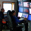 Seabed Worker control room