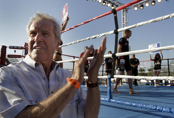 Local boxing/MMA promoter Roy Englebrecht is planning to run for Newport Beach City Council.
