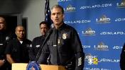 LAPD announces arrest of teen accused of inciting Hollywood, Crenshaw crime