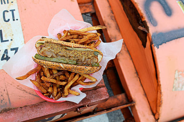 Bull & Bear takes you on a tour of Chicago 'hoods through the most Chicago of mediums: hot dogs.