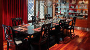 Las Vegas: Decor is steampunk, the dining eclectic at new eatery
