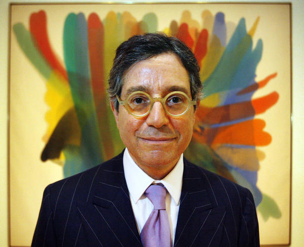 Jeffrey Deitch has resigned as director of the Museum of Contemporary Art.