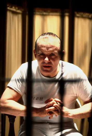 Anthony Hopkins as Dr. Hannibal Lecter