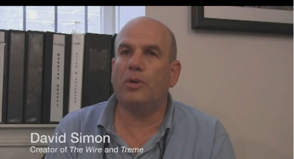 David Simon talks about why the Koch Brothers should not own the Tribune papers.