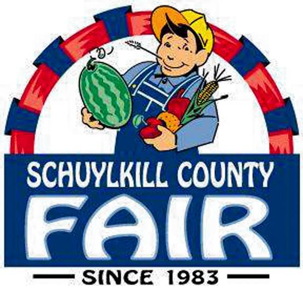 Logo for the Schuylkill County Fair.