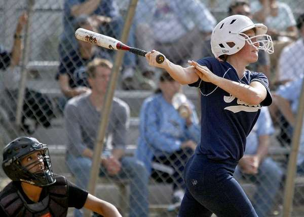 Crescenta Valley High's Hannah Cookson is an All-Area Softball first-teamer.