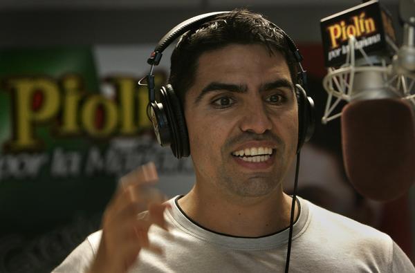 "file photo of DJ Eddie ""Piolin"" Sotelo. ( Karen Tapia-Andersen / Los"