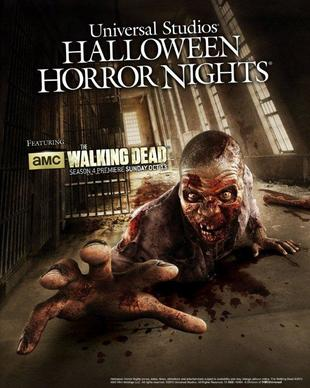 AMC's 'The Walking Dead' is returning for a second year to Halloween Horror Nights at Universal Orlando, and in an expanded role.