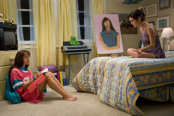 Aubrey Plaza and Rachel Bilson in  The To Do List, which establishes that female characters can serve as more than mere conquests in a teen sex farce.