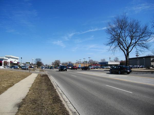 Downers Grove officials said the Ogden tax increment financing district brought in more than $700,000 in 2012.