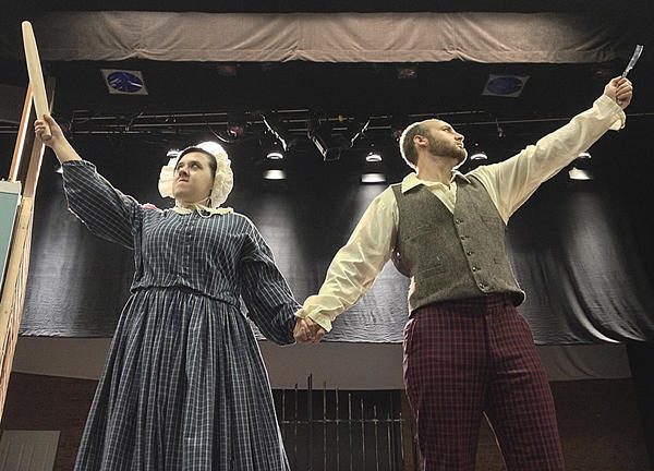 "Robinwood Players will perform the musical ""Sweeney Todd: The Demon Barber of Fleet Street."" Not suitable for children 15 and younger. 8 p.m. Thursday, Aug. 1, and Saturday, Aug. 3; 2:30 p.m. Sunday, Aug. 4. Hagerstown Community College's Kepler Theater, Robinwood Drive, east of Hagerstown. $10."