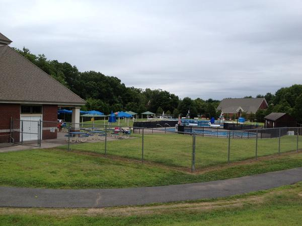 A view of Sycamore Hills Pool in Avon. The town will host a family fun night there on July 27.